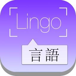 LingoCam: Real-Time Translator