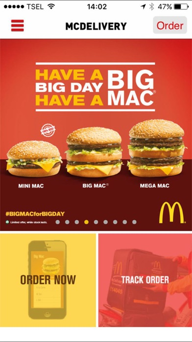 Unduh McDelivery Indonesia pada Pc