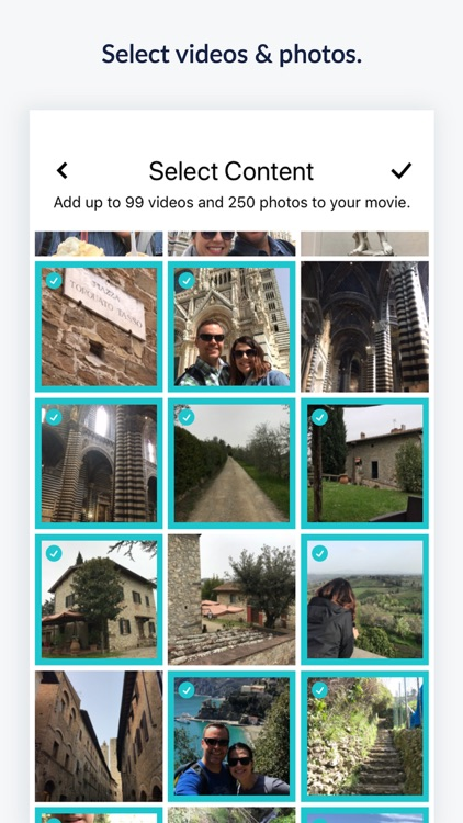 Yours.co home movies made easy