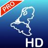 Aqua Map Netherlands & Belgium