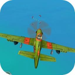 Fly Over Sea Simulator