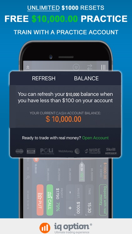 Bitcoin Trading  & Forex Trading - IQ Option Guide