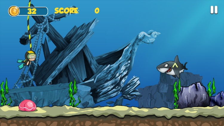 Shark Hunting : Magic Finger