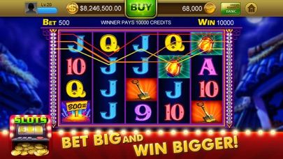 Grand Orient Casino Slots screenshot two