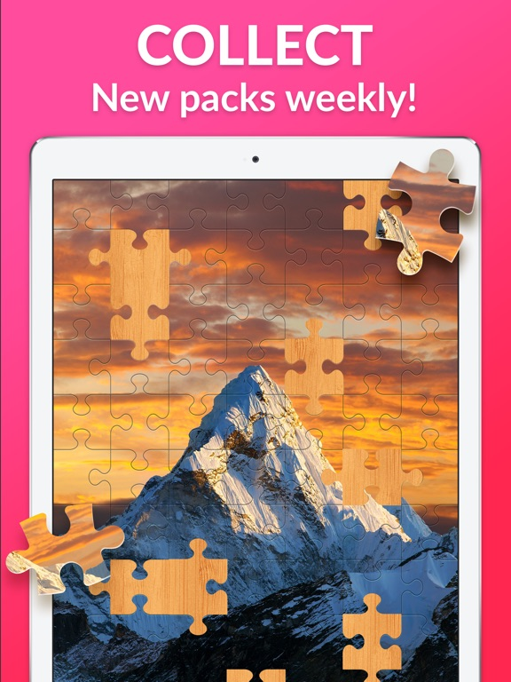 Jigsaw Puzzles for Me screenshot 9