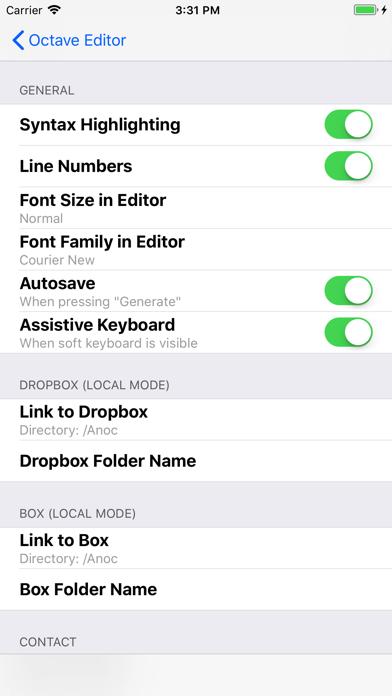 Anoc Pro Octave Editor | App Price Drops