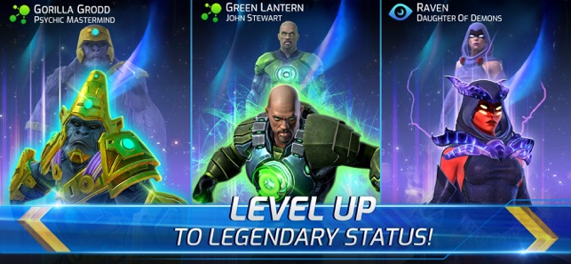 Dc Legends Battle For Justice On The App Store