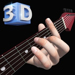 Guitar 3D - Chords, Strums App