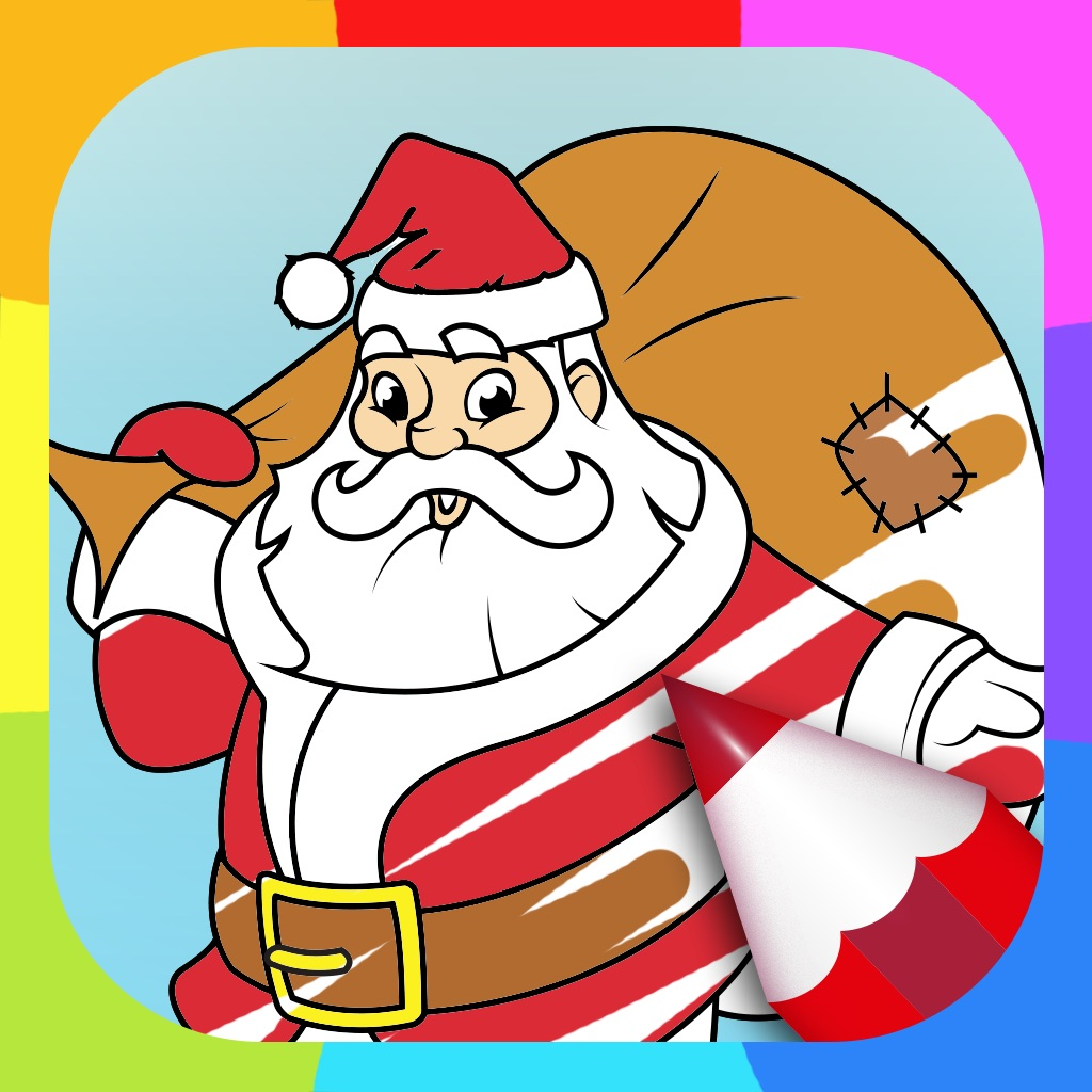 Christmas Coloring Pages ! Hack Online (Buy Full Game