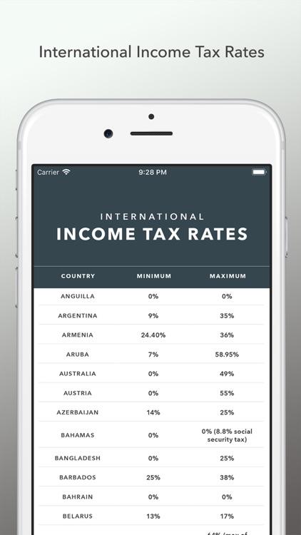 Tax Calculator 2019 LITE screenshot-3