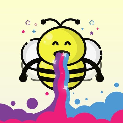 Pi the Honey Bee
