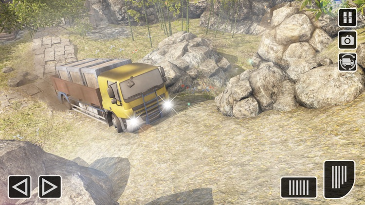 Real Offroad Extreme Truck screenshot-3