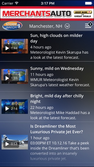 Wmur Weather On The App Store