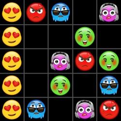 Emoji 5 : Match up 5 Emojis