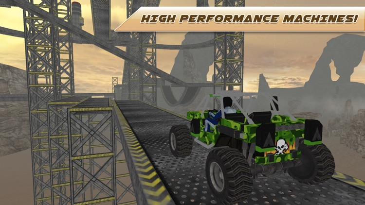 Monster Truck Extreme Stunts™ screenshot-3