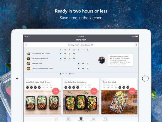 mealpreppro meal prep planner app price drops