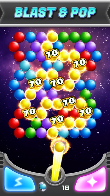 Bubble Shooter! Extreme screenshot-3