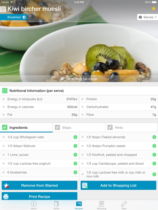 monash university fodmap diet on the app store
