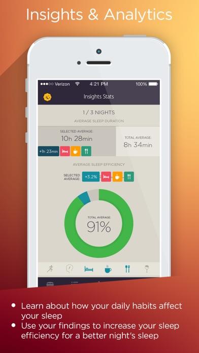 Zen Sleep Cycle Clock screenshot four