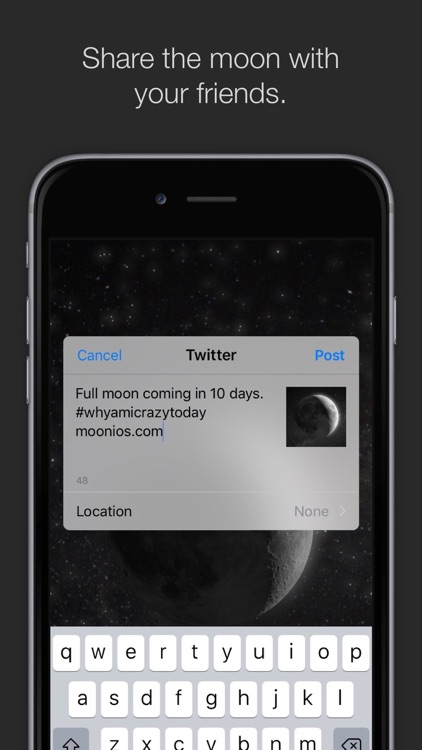 MOON - Current Moon Phase screenshot-3