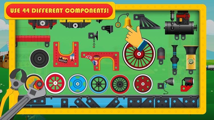 Train Simulator & Maker Games
