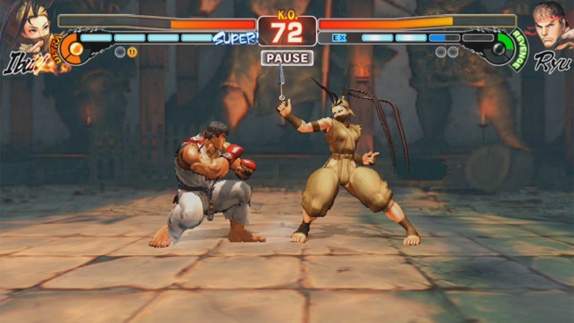 Street Fighter IV CE Screenshot