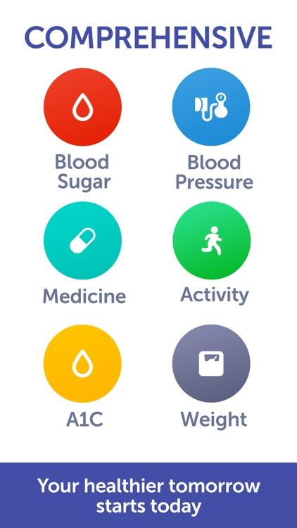 Glucose Buddy Diabetes Tracker screenshot-4