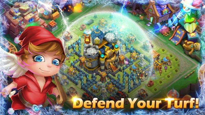 Castle Clash: War Empire Screenshot