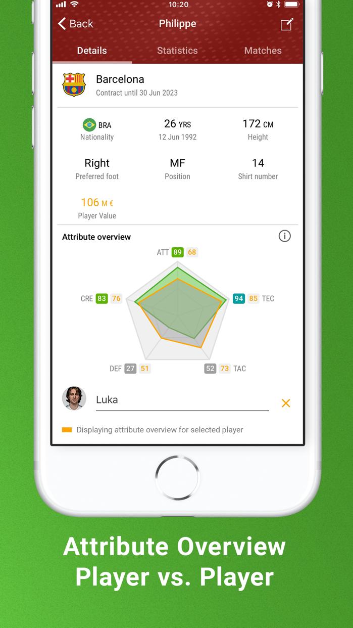 SofaScore Live Sports Results Screenshot