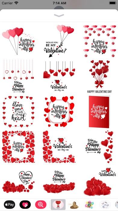 Love & Valentine Message screenshot 4