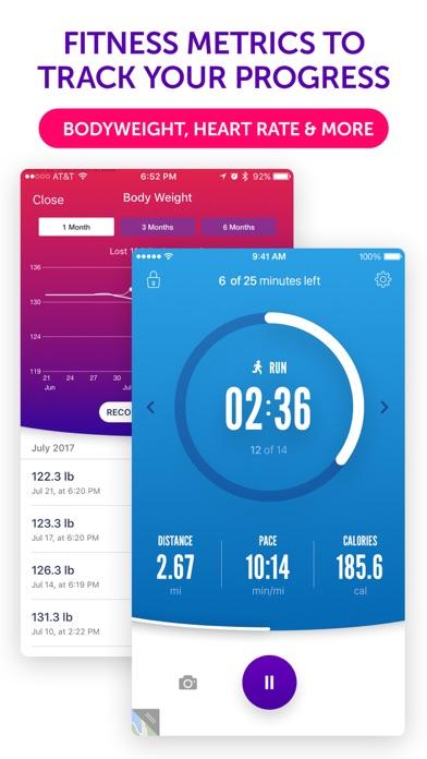 Running To Lose Weight screenshot 4