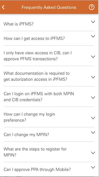 iPFMS by ICICI Bank screenshot-3