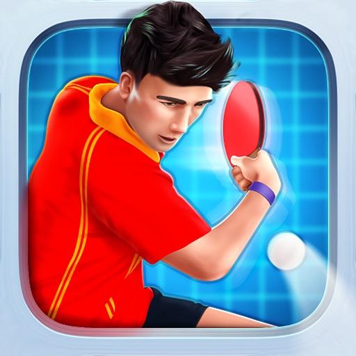 Table Tennis Champion