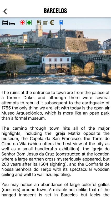 Wisely + the Camino Portugués screenshot-3
