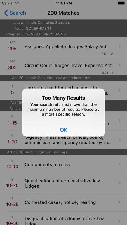 Illinois Law (LawStack Series) screenshot-4