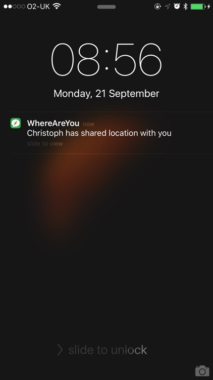 WhereAreYou App Locate friends screenshot-3