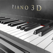 Piano 3D - Real 피아노 AR App