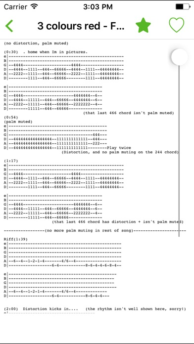 Guitar Chords And Tabs By Xssemble Sro Ios United States