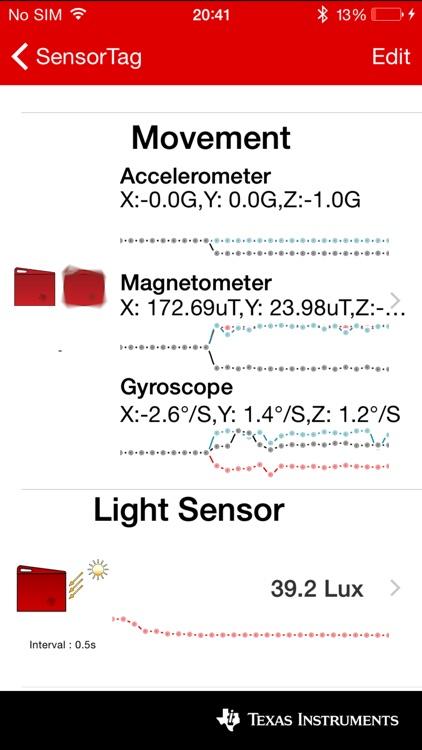 TI SensorTag