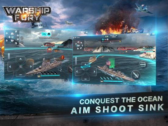 Скачать Warship Fury
