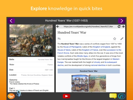 iPad Image of Wyz Epic Wars