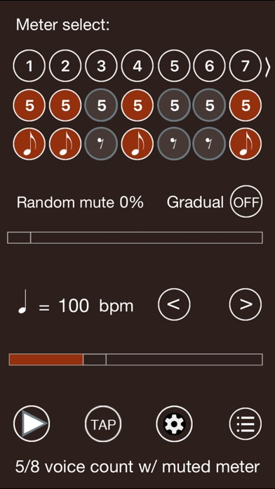 Time Guru Metronome review screenshots