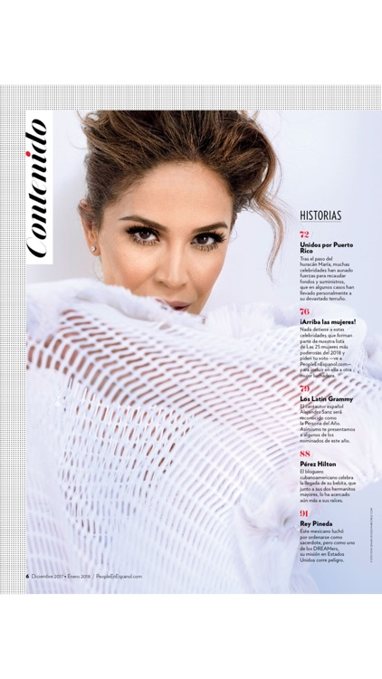 PEOPLE EN ESPAÑOL Magazine