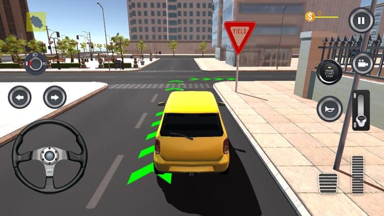 Car Driving School 2019 screenshot-4