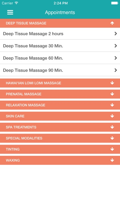Elemental Massage Therapy by MINDBODY, Incorporated