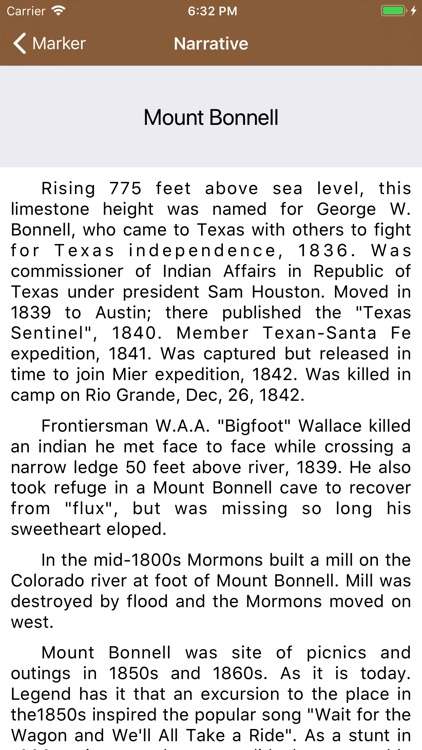 Texas Historical Marker Guide