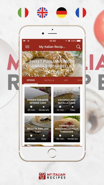 Recipes by My Italian Recipes