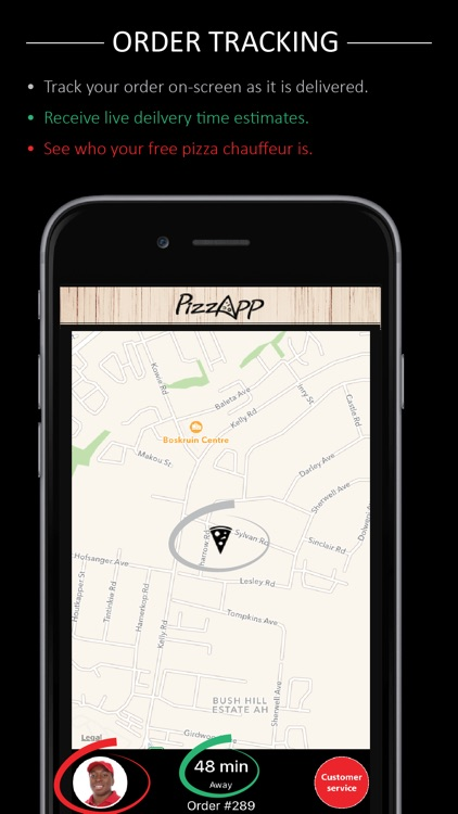 PizzApp SA screenshot-3