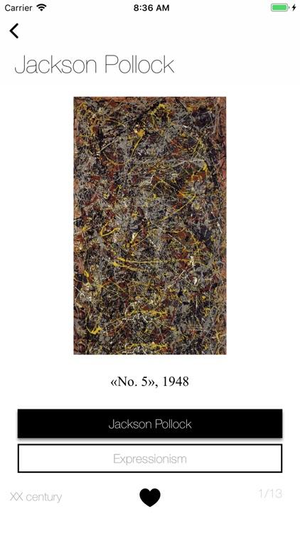 Artroom - paintings, artists screenshot-3