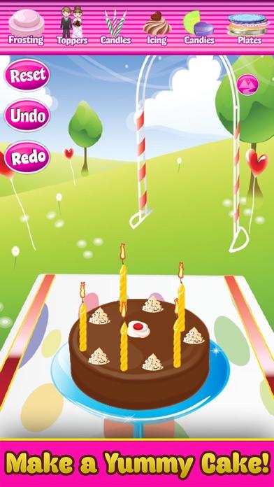Cake Baker by Ninjafish Studios LLC 9 App in Cake Making Games